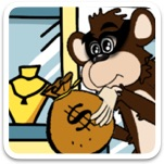 monkey thief small
